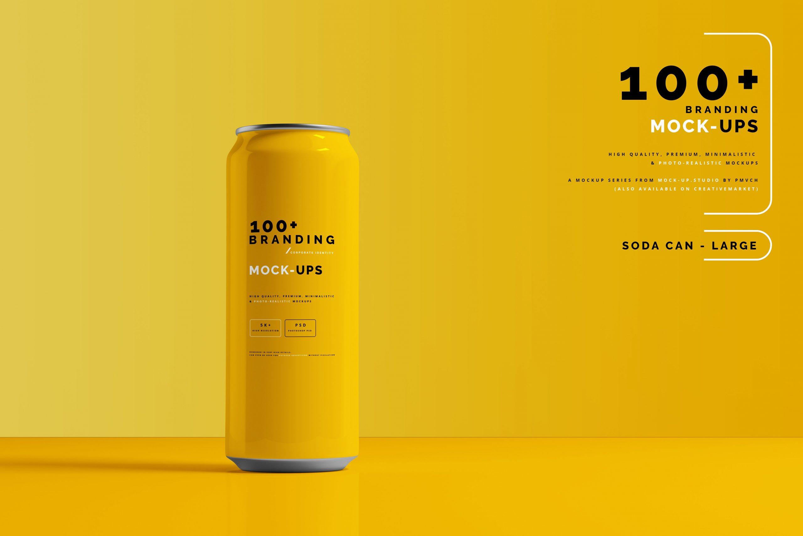 VI样机:100多个宣传册书籍瓶子名片CD封套咖啡杯化妆品海报横幅高分辨率品牌PSD样机(4248)插图(35)