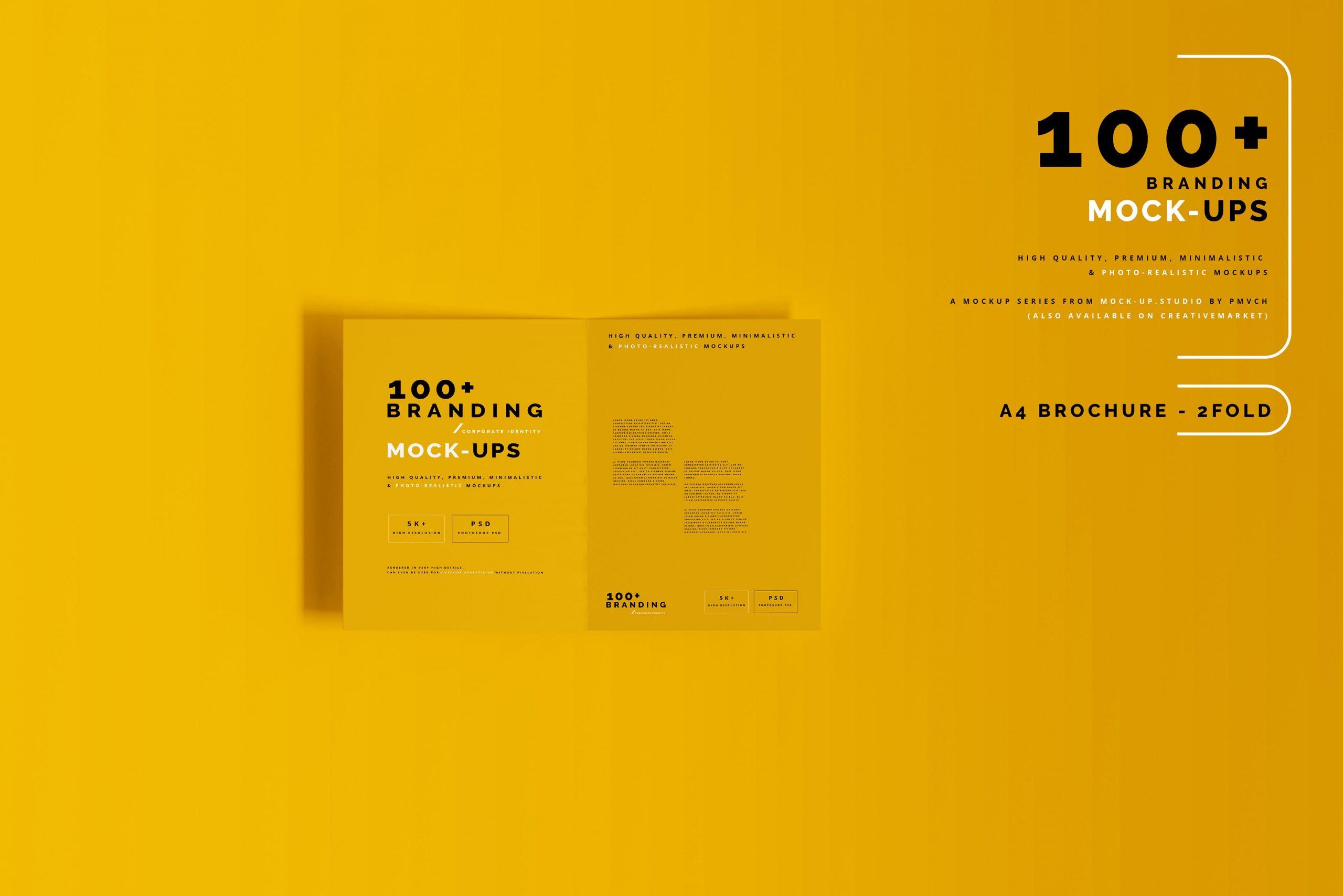 VI样机:100多个宣传册书籍瓶子名片CD封套咖啡杯化妆品海报横幅高分辨率品牌PSD样机(4248)插图(20)