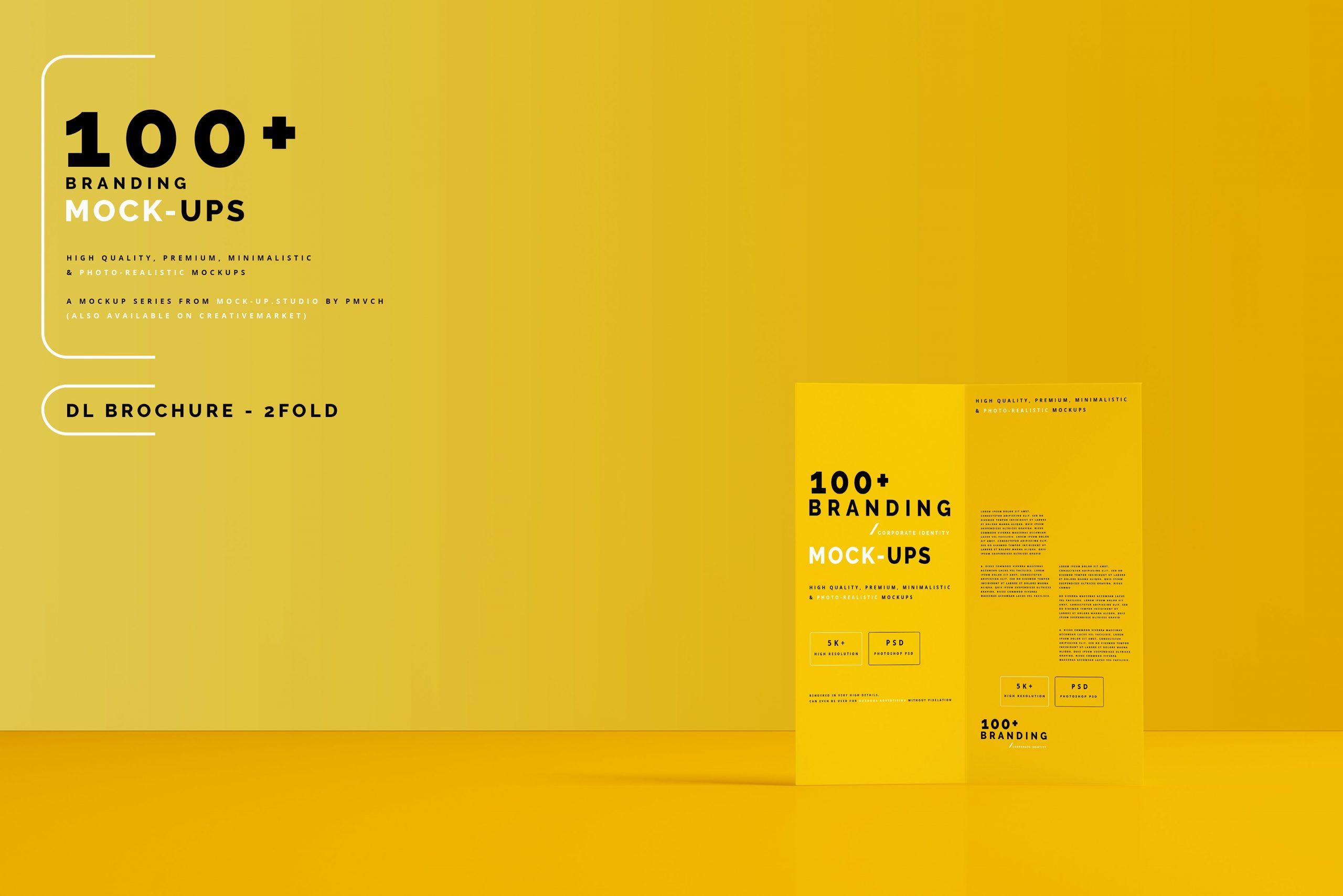 VI样机:100多个宣传册书籍瓶子名片CD封套咖啡杯化妆品海报横幅高分辨率品牌PSD样机(4248)插图(19)