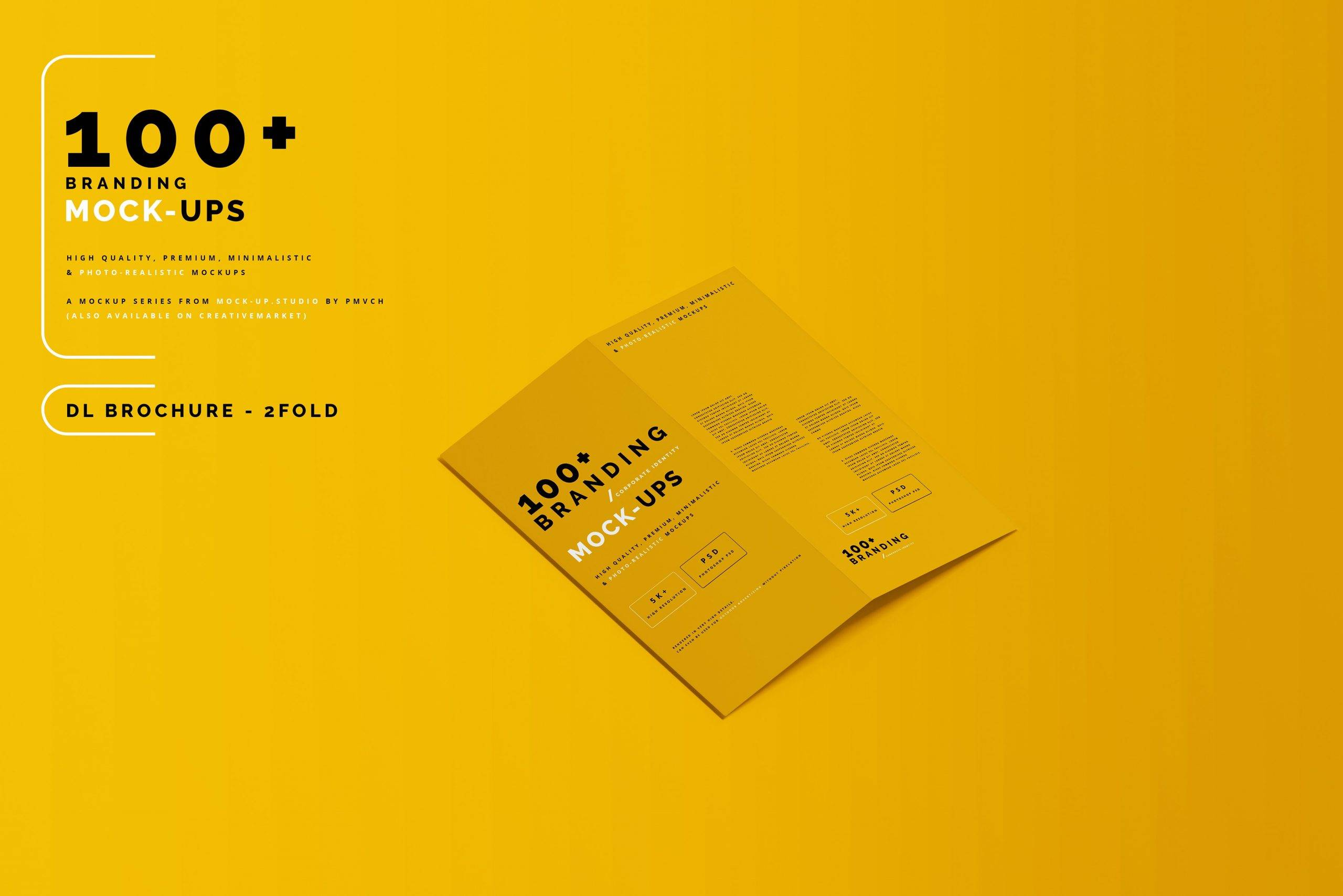 VI样机:100多个宣传册书籍瓶子名片CD封套咖啡杯化妆品海报横幅高分辨率品牌PSD样机(4248)插图(18)
