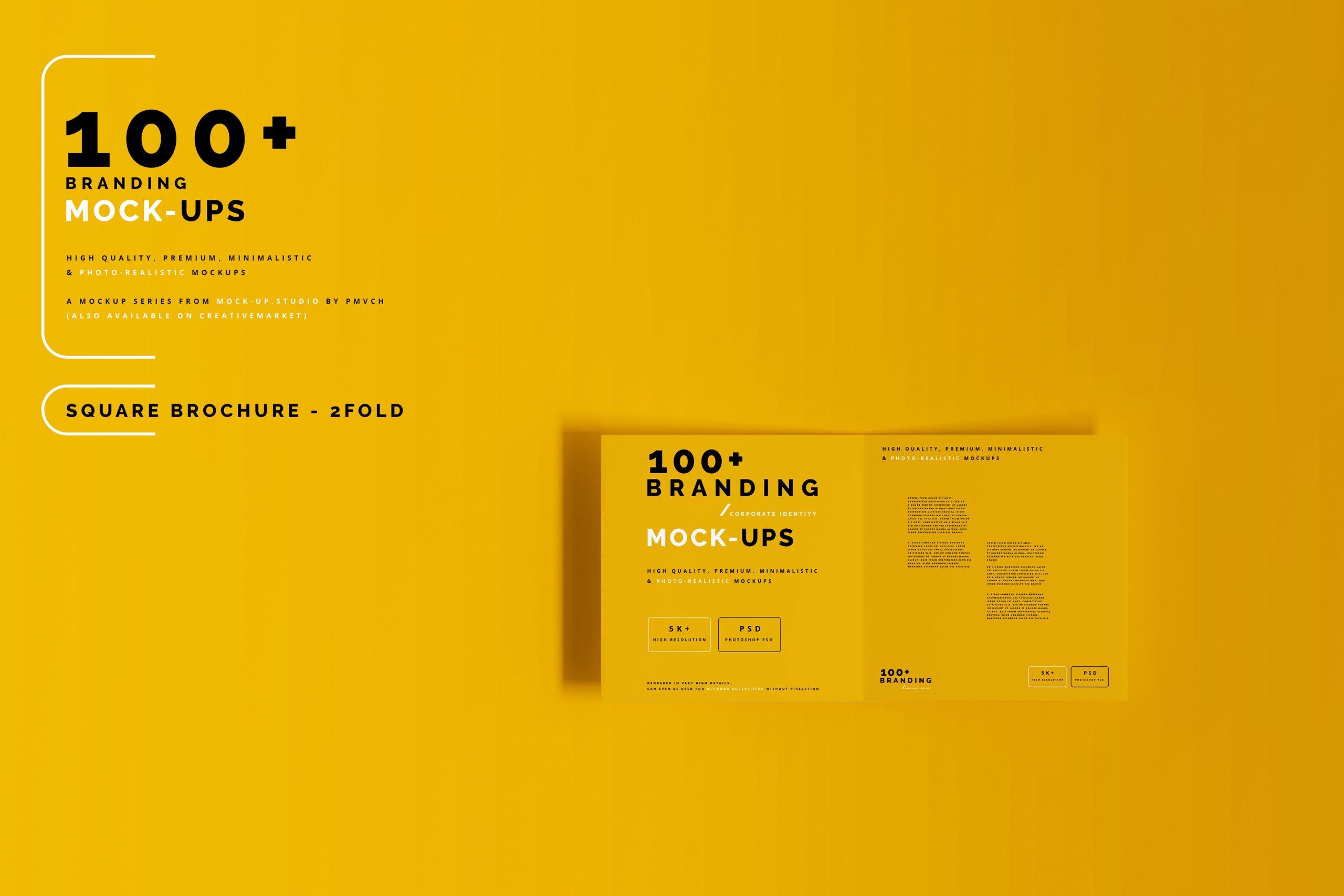 VI样机:100多个宣传册书籍瓶子名片CD封套咖啡杯化妆品海报横幅高分辨率品牌PSD样机(4248)插图(14)