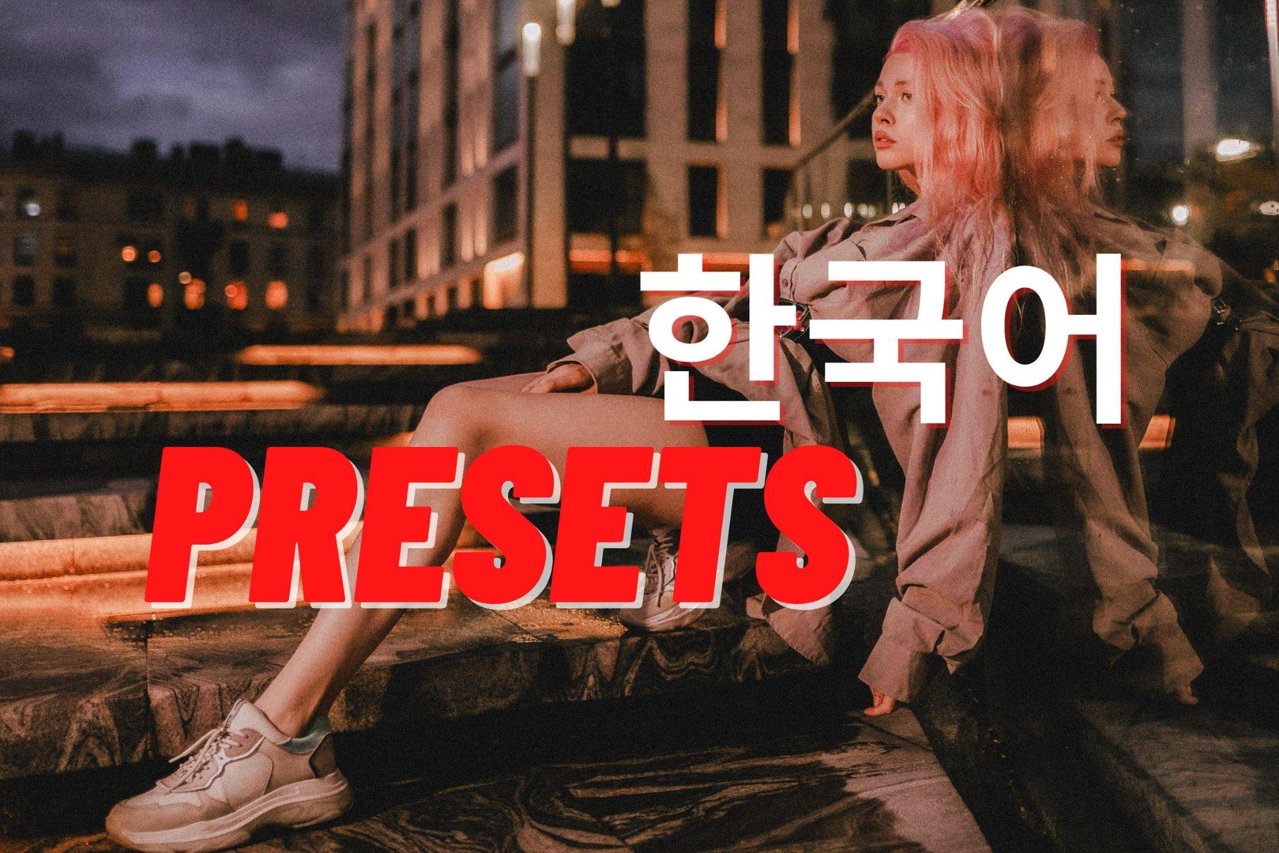 5个高质量专业博主摄影师韩式Lightroom预设(4328)插图