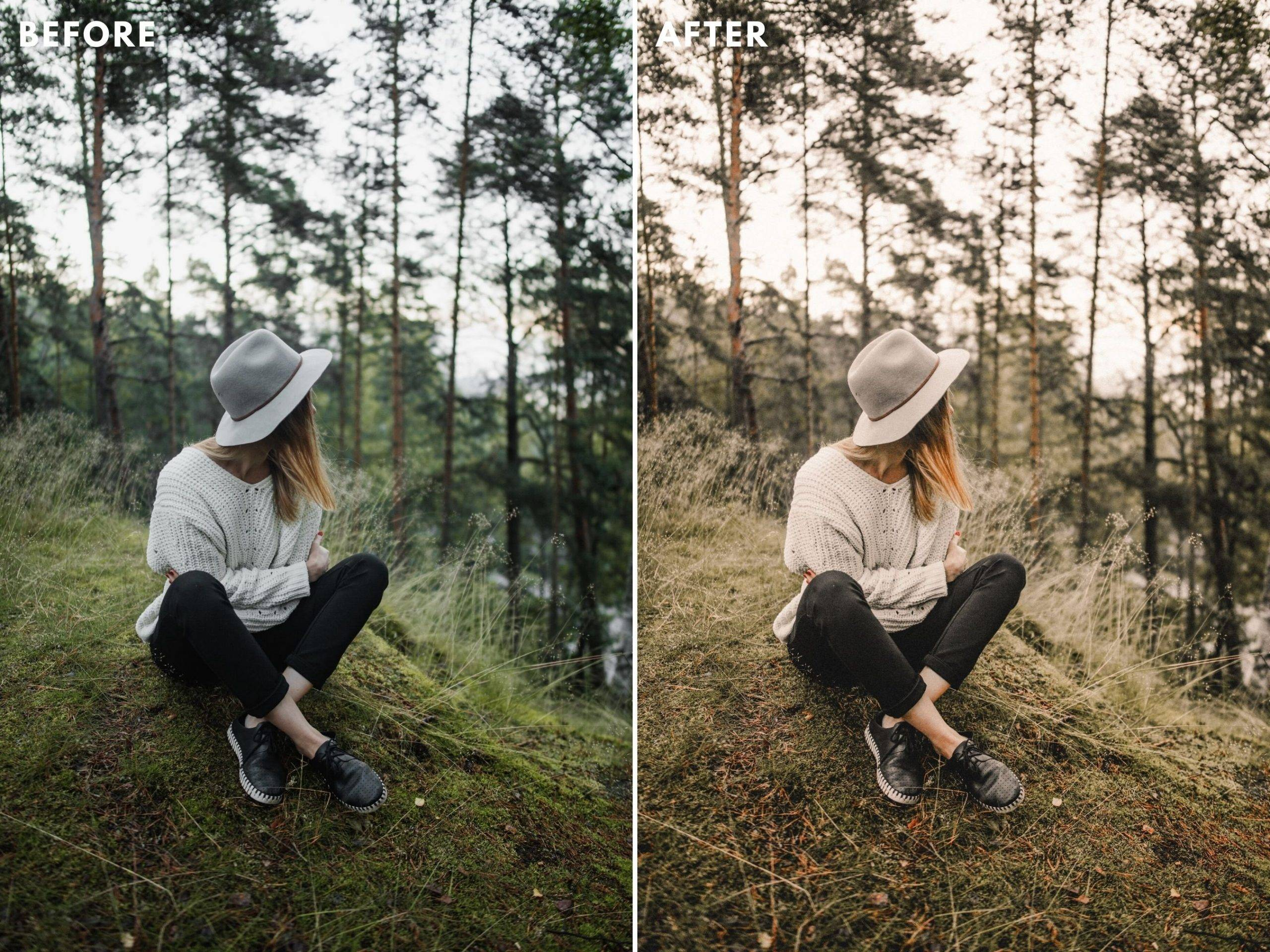 5个高质量专业博主摄影师韩式Lightroom预设(4328)插图(2)