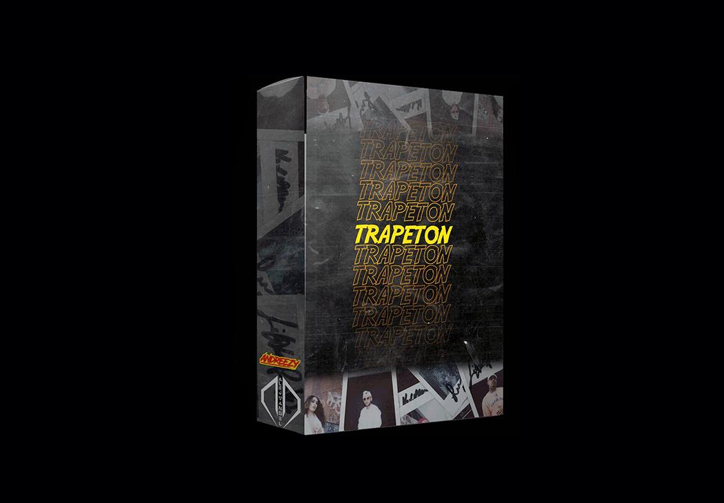 音效素材:TRAPETON LOOPS DRUM PACK (4349)插图